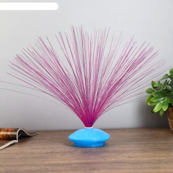 Светильник веер, на подставке, микс