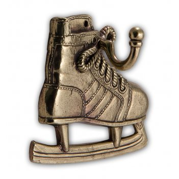 Крючок-вешалка  конек хоккейный
