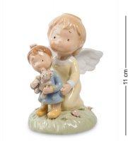 Cms-11/29 фигурка ангелочек-мальчик (pavone)