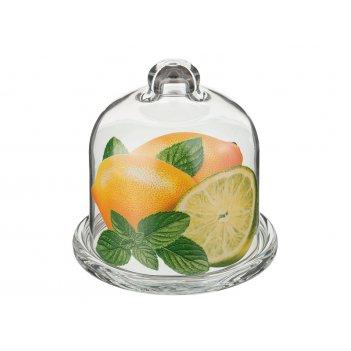 Лимонница лимоны диаметр=8 см высота=10 см (кор=12шт.)