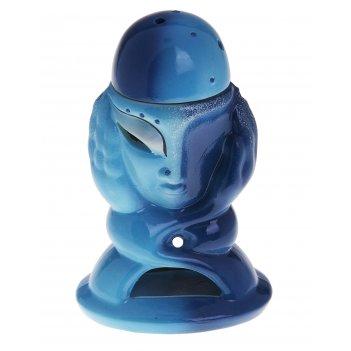 Аромалампа мысль цвет синий