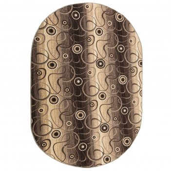 Ковёр овальный «сфера» 200х300 см