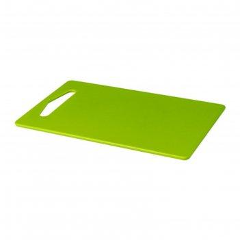 Разделочная доска хопплёс, цвет зелёный