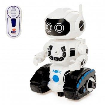 Робот радиоуправляемый хэви, световые и звуковые эффекты, работает от бата