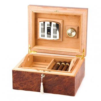 Gig hum 5  хьюмидор на 50 сигар от giglio, италия