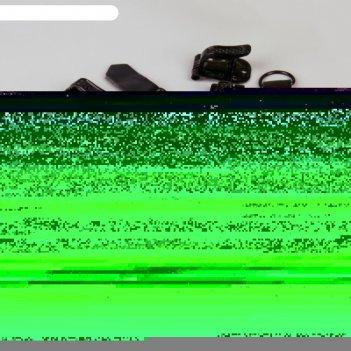Крючок для верхней одежды, 5 x 1,5 см, 6 шт, цвет чёрный