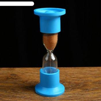 Часы песочные настольные на 5 минут, упаковка пакет