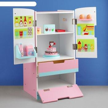 Игровой набор холодильник