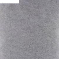 Шерсть для валяния кардочес 100% полутонкая шерсть 200гр (106 жемчужный)