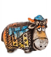 Kk-233 фигурка корова шамот