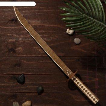 Сувенир деревянный меч самурайский