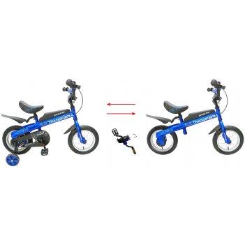 Велосипед / беговел 2 в 1 navigator transform