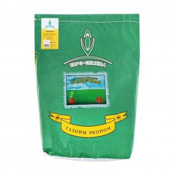Семена газонная травосмесь солнечная эконом серия, 5 кг