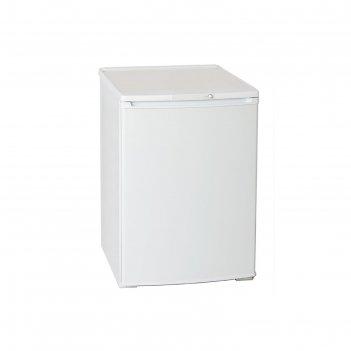 Холодильник бирюса 8, 150 л, с морозильной камерой, белый