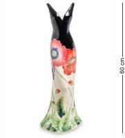 Jp-156/11 ваза напольная платье (pavone)