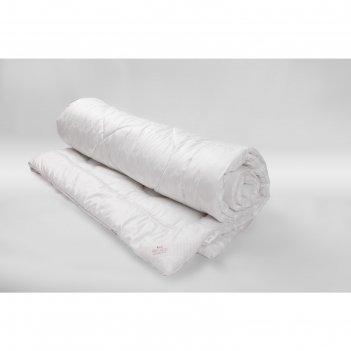 Одеяло всесезонное миродель с искусственным лебяжьим пухом, размер 145х205