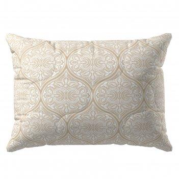 Подушка, размер 50 x 70 см, лён