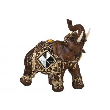 Фигурка слон 10,5*4,5*10,5см