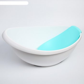 Ванночка-лодочка roxy-kids для купания, со съемной горкой