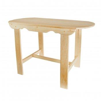 Стол нераскладной без полки 1200*630*730