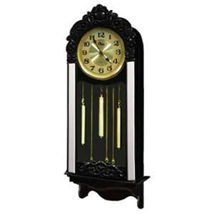 Настенные часы с боем sinix 622blk