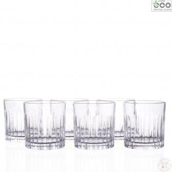 Набор стаканов для виски rcr timeless 360мл (6 шт)