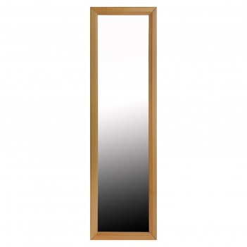 Зеркало настенное, 118х34 цвет бук