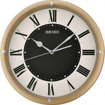 Настенные часы seiko qxa669gn