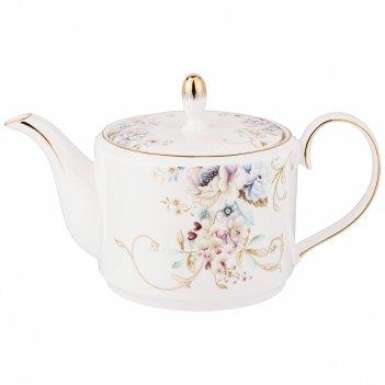 Чайник lefard завтрак у короля 1000 мл (кор=16шт.)