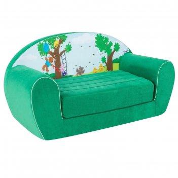 Раскладной диванчик «винни-пух»