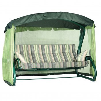 Качели summer suite monaco green, садовая мебель