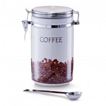 Банка для кофе zeller, 1 л