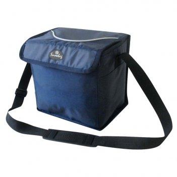 Сумка изотермическая camping world snowbag 5 л (цвет - синий)