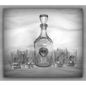 Набор для водки 130 ссср  арт. нгс130ср-16