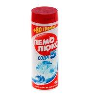 Чистящее средство пемолюкс порошок пэт морской бриз 480г