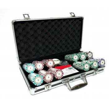 Набор для покера на 300 фишек nightman