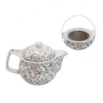 Чайник с фильтром, 350мл, 15x9.5x10см