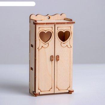 Конструктор. кукольная мебель кухонный уголок,
