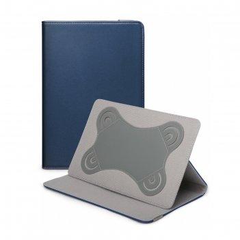 Чехол gresso прайм для планшетов 7-8, синий