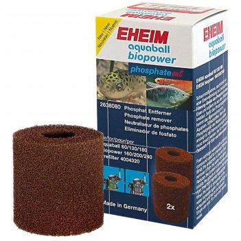 Картридж для фильтра eheim aquaball biopower фосфат, 2 шт/уп