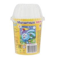 Пазлы магнитные мягкие смешарики крош в стакане  vt3203-35