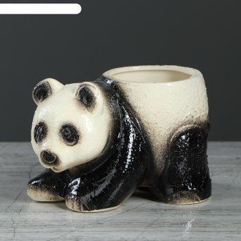 Кашпо панда малая 0,5л