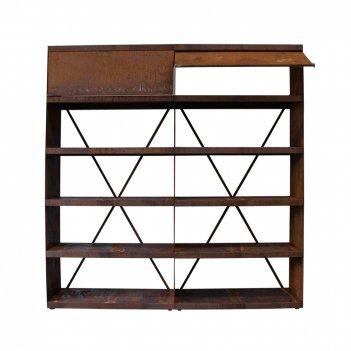 Поленница ofyr wood storage 200, товары для загородного дома