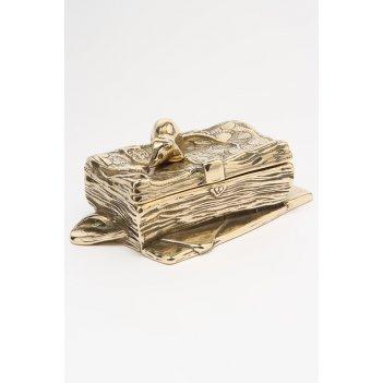Шкатулка для марок, 11х7 см