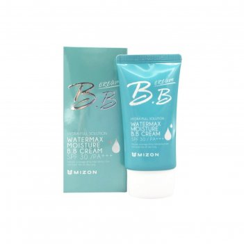 Бб-крем mizon watermax moisture spf30 pa+++ супер-увлажняющий, 50 мл