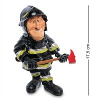 Rv-660 статуэтка пожарный (w.stratford)