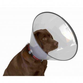 Защитный воротник kruuse для собак, комфорт, 10 см