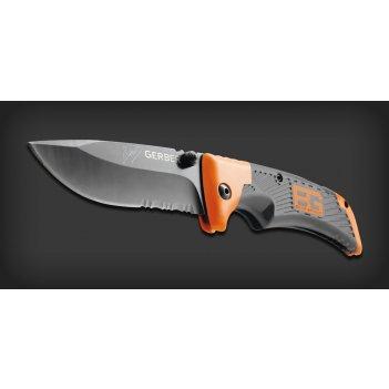 Нож bear grylls scout от gerber (сша)