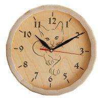 Часы банные бочёнок №12