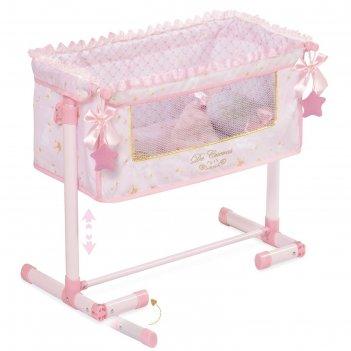 Кроватка для куклы «мария», 50 см